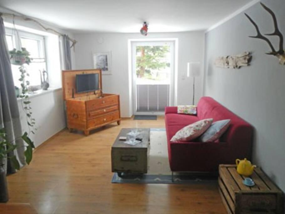gem tliche allg uer wohnung wohnungen zur miete in. Black Bedroom Furniture Sets. Home Design Ideas