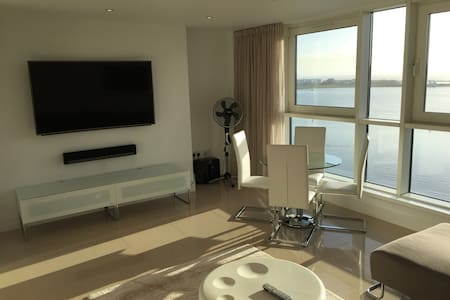 Luxury Cardiff Apartment - Cardiff - Lakás