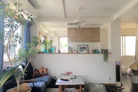 HISTORICAL TOWN & ROOFTOP VIEW - Shinagawa  - Apartemen