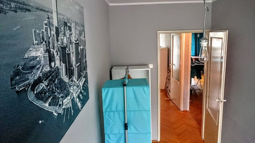 Comfortable room close to the centre of Poznan