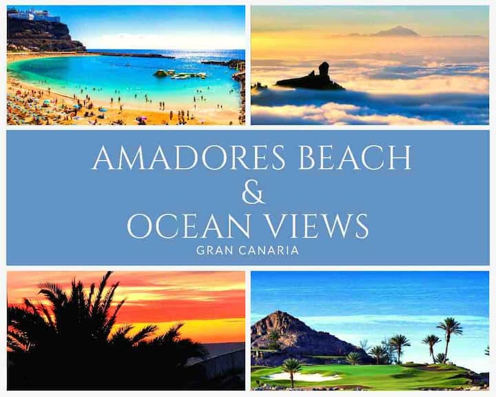 AMADORES BEACH & OCEAN VIEWS...
