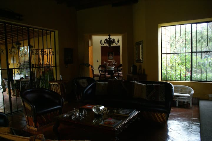 Hermosos cuartos privados en residencia