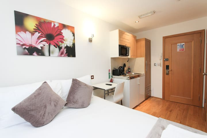Comfortable Double Studio Next to Hyde Park H304
