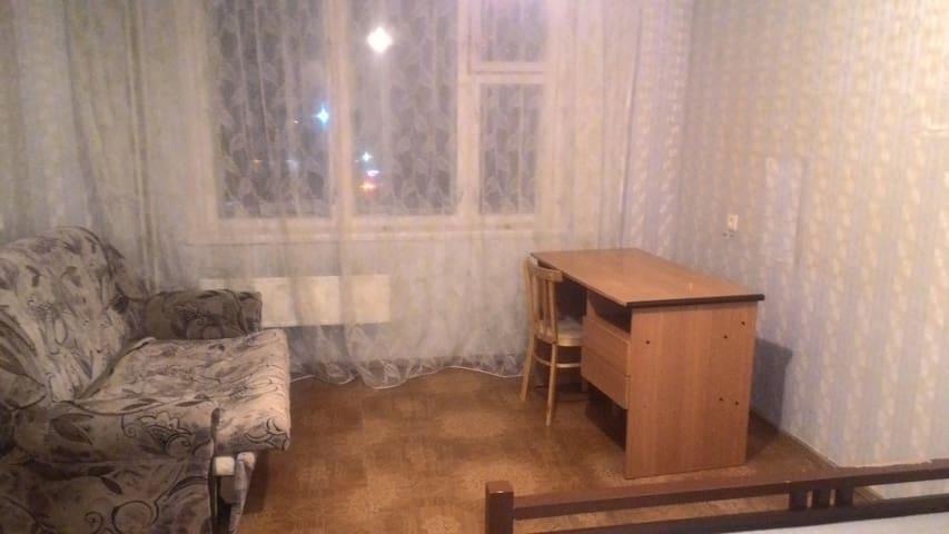 3ка в Октябрьском районе, г. Новосибрска - Novosibirsk - Appartement