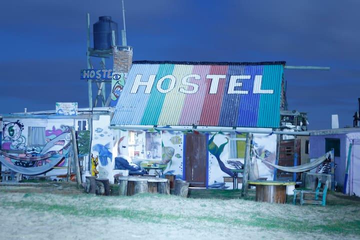 Viejo Lobo Hostel - Cabo Polonio - Hostel