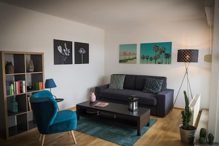 Cosy apartement close to Stuttgart and airport