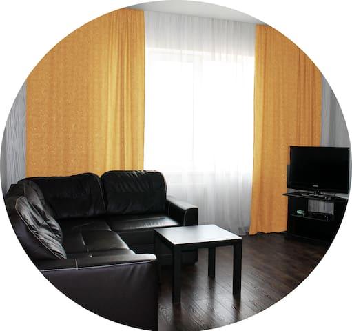 Однокомнатная квартира ул.Пионерская 23