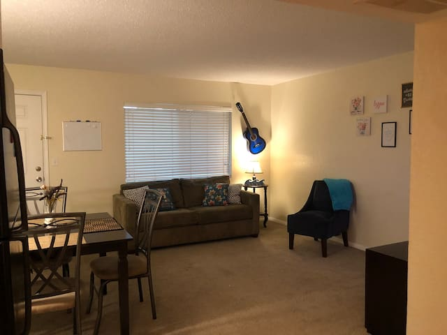 Beautiful and comfortable space in Orlando.
