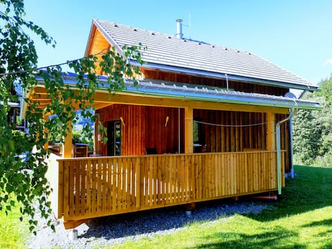 Chalet Fernweh - house with sauna - incl. cleaning