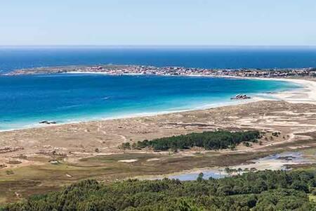 Apartamento Playa Corrubedo -Beach Dunas Apartment
