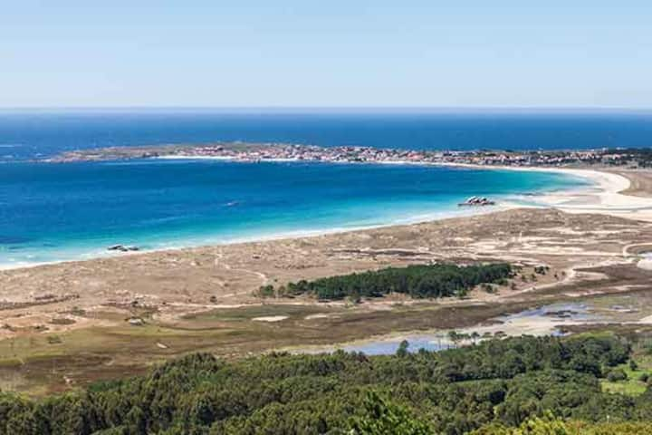 Apartamento Playa Corrubedo -Beach Dunas Apartment