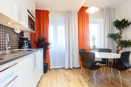 Superior Studio Apartment with Sofa Bed