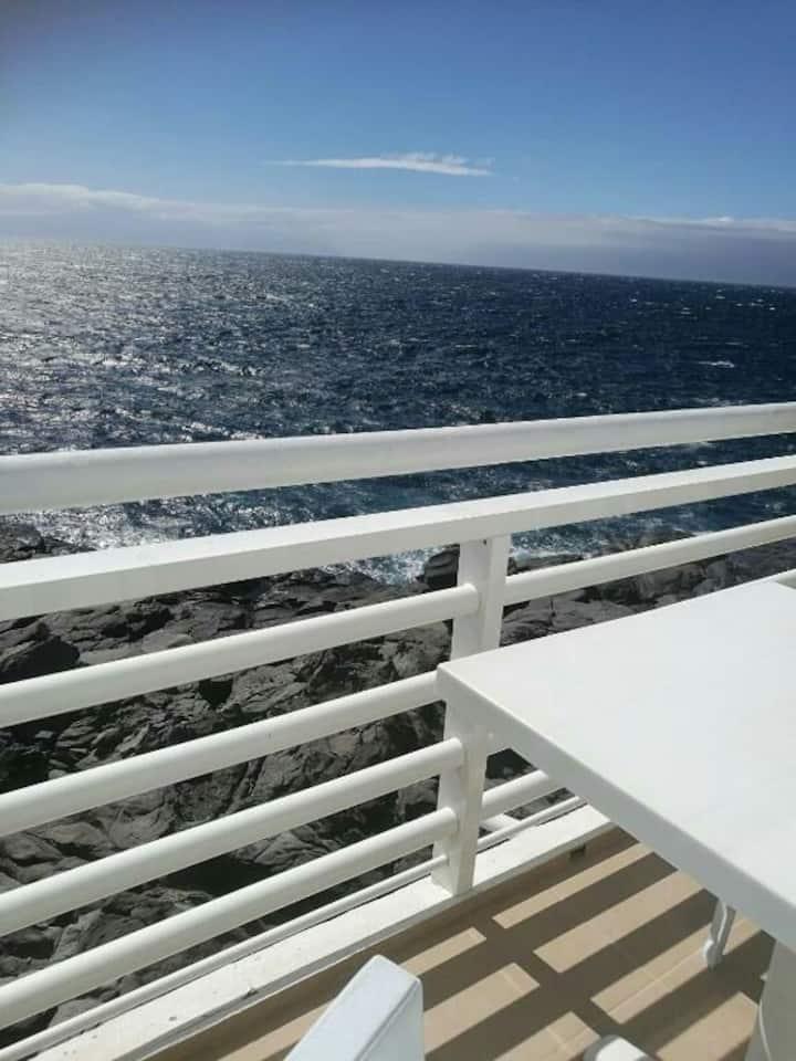 Loft on the ocean