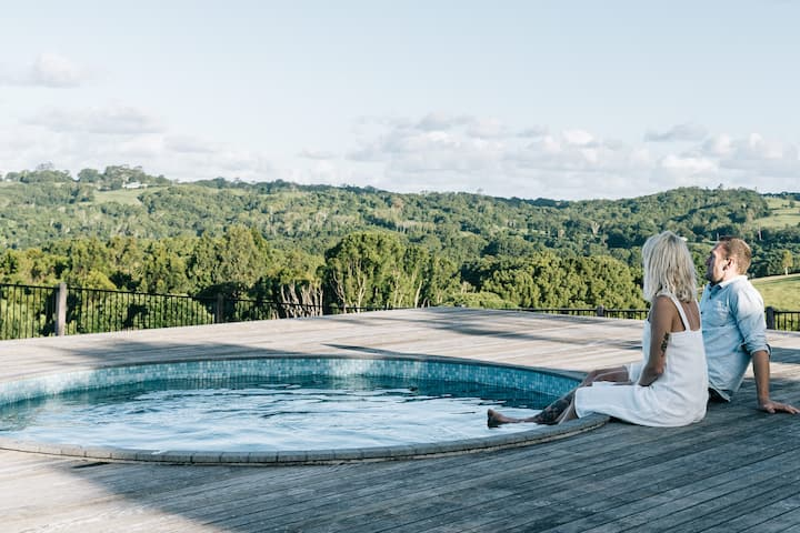 Heartwood Farm | Byron Bay | Luxury Farm Stay