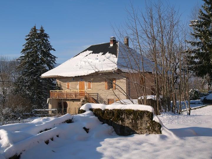 Gîte du Mont Chabert