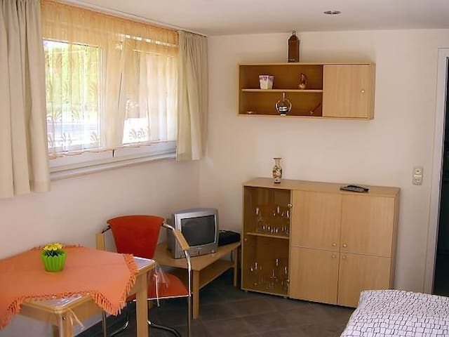 Ferienappartement Müritz (2 Pers.) - Klink - Apartamento