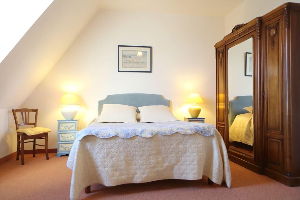 Le clos de launay chambre amboise chambres d 39 h tes for Chambre d hotes amboise