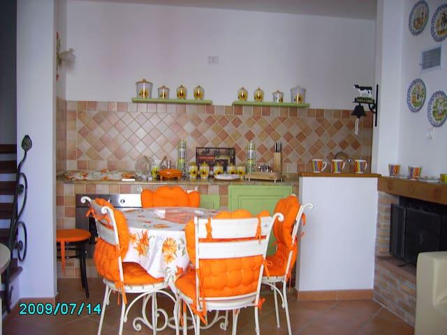 Casa indipendente Alghero - Putifigari - House