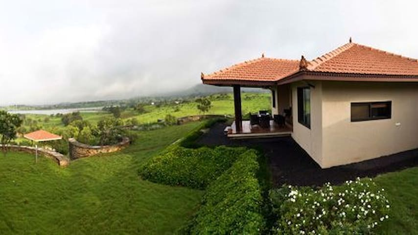 """Surreal "" 2BHK villa at igatpuri - Igatpuri - Vila"