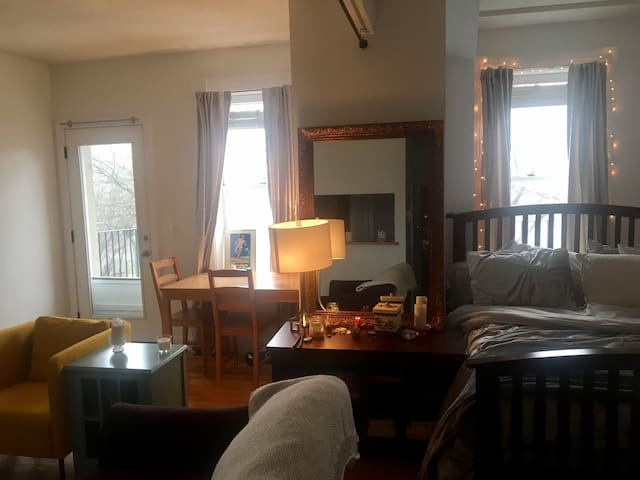 Cozy Apartment in SoNo - Norwalk