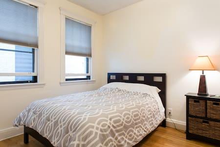 2 Bedrooms next to TRAIN - Boston
