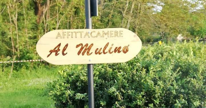 """Camera doppia """"Al Mulino"""""""