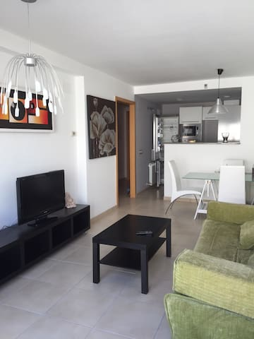 New Apartment for 2, 4 or 6 people - Calella - Apartamento