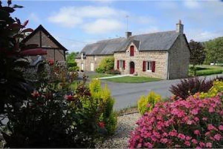 Gite des portes de Bretagne - La Selle-en-Luitré - Casa de camp