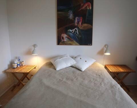 Dejligt værelse