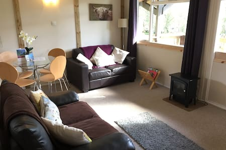 Ancarraig Lodges Self Catering above Loch Ness #2 - Drumnadrochit