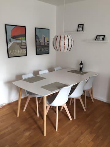 Big room close to centrum - Aarhus - Wohnung