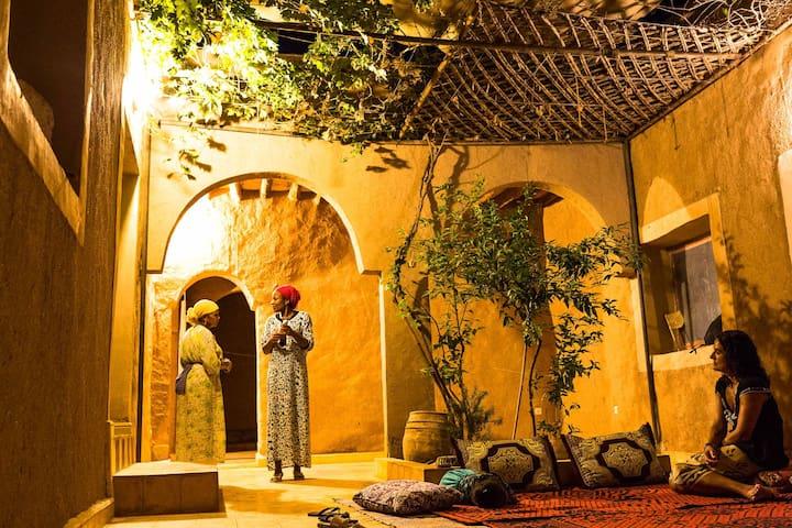 Experimenta la vida bereber en el valle del Draa