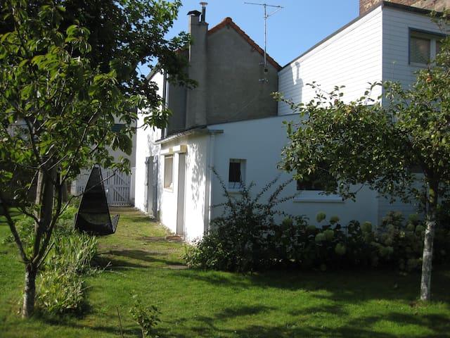 Maison a louer cote d'opale : BERCK PLAGE - Berck - Dům