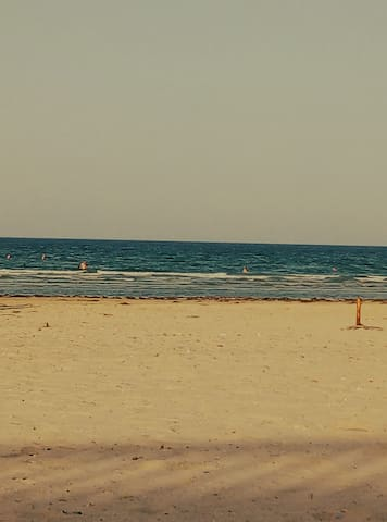studio près de la plage