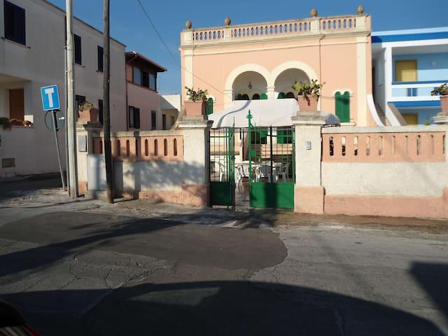 Casa Tipica - Leuca - Hus