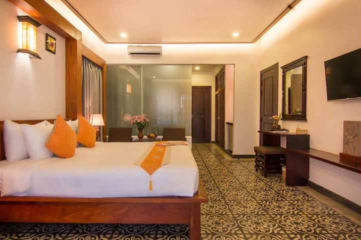 Awesome Double Room in Siem Reap