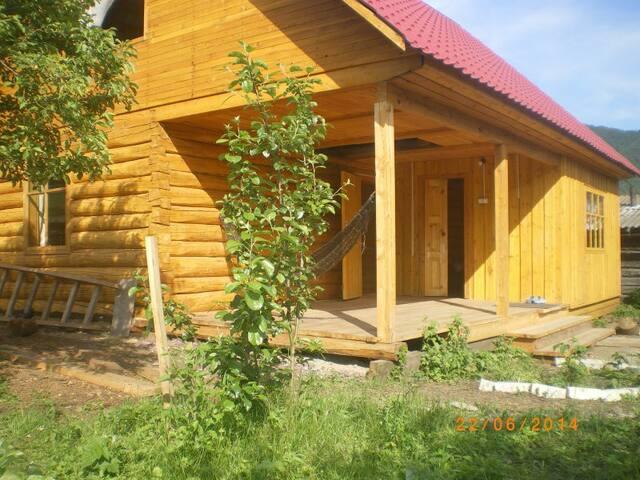 Cozy rooms in beautiful Altai