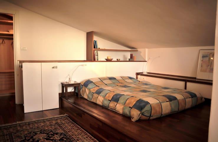 B&B Fiera- Mini attico con terrazza panoramica