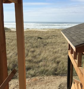Oceanfront - The Oregon Ocean Home - Manzanita