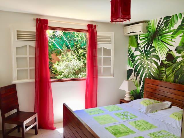 Agréable T2, 3***  pour vos vacances en Guadeloupe