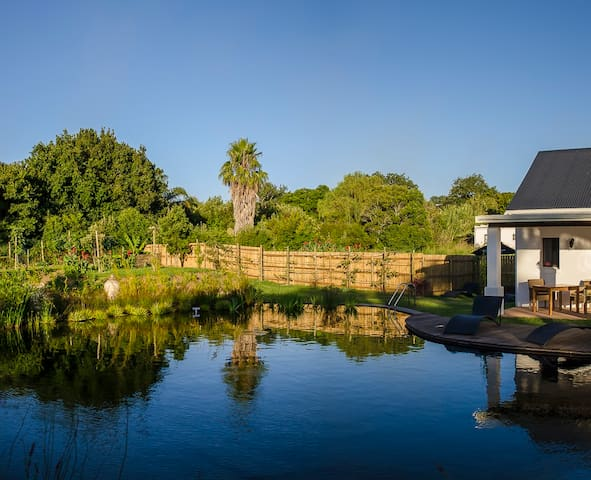 The Hideaway - Peace Suite - Swellendam - Bed & Breakfast