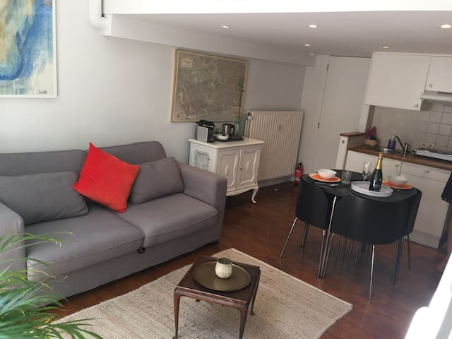 Cosy duplex apartment in historical center 2p(+2)