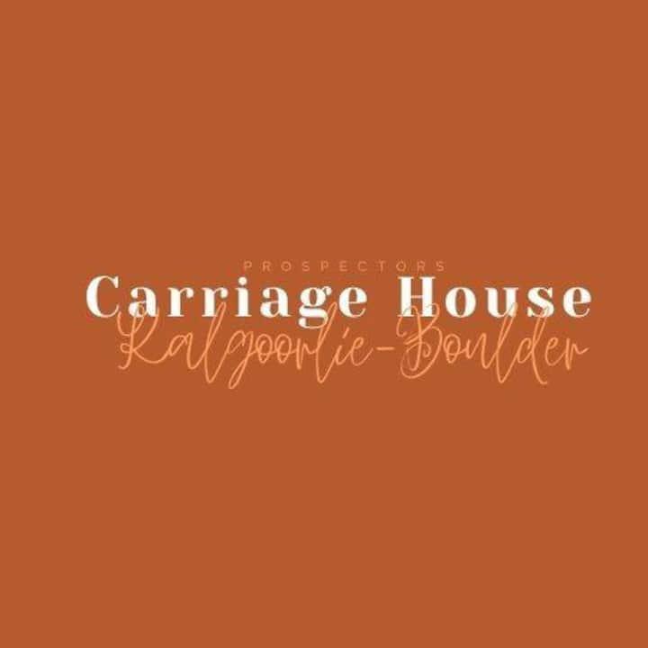 Prospectors Carriage House