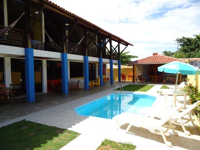 Linda casa em Maracaipe