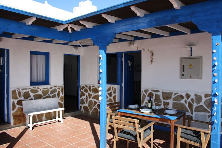 2 rooms  Apartment seaview Playa Quemada Lanzarote