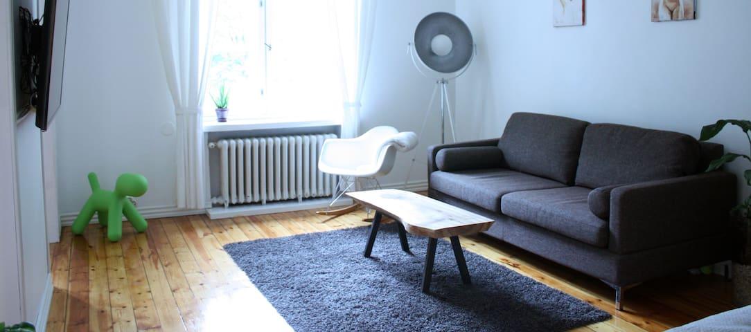 Cozy apartment in Töölö, close to city center