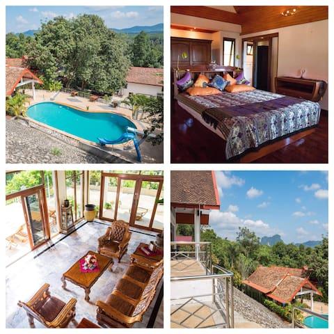 The Luxury Thai Villa at Klong Muang Beach (1)