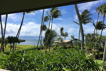 'Molokai Escape' Oceanfront WAVECREST RESORT $99+-