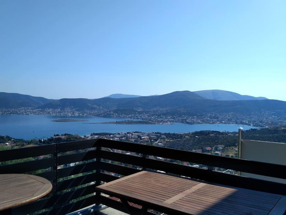 Θέα από το barbeque 2