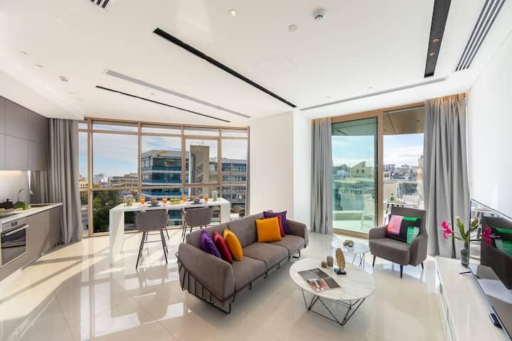 360 Nicosia ★ Elegant living experience ★